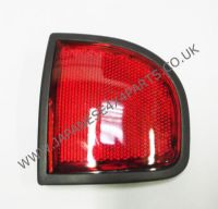 Mitsubishi L200 Pick Up 2.5DID - B40 - KB4T (03/2006-03/2015) - Rear Bumper Reflector L/H